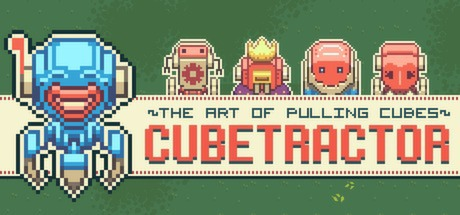 Cubetractor cover art