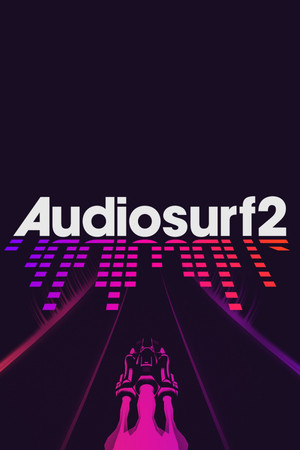 Audiosurf 2 poster image on Steam Backlog