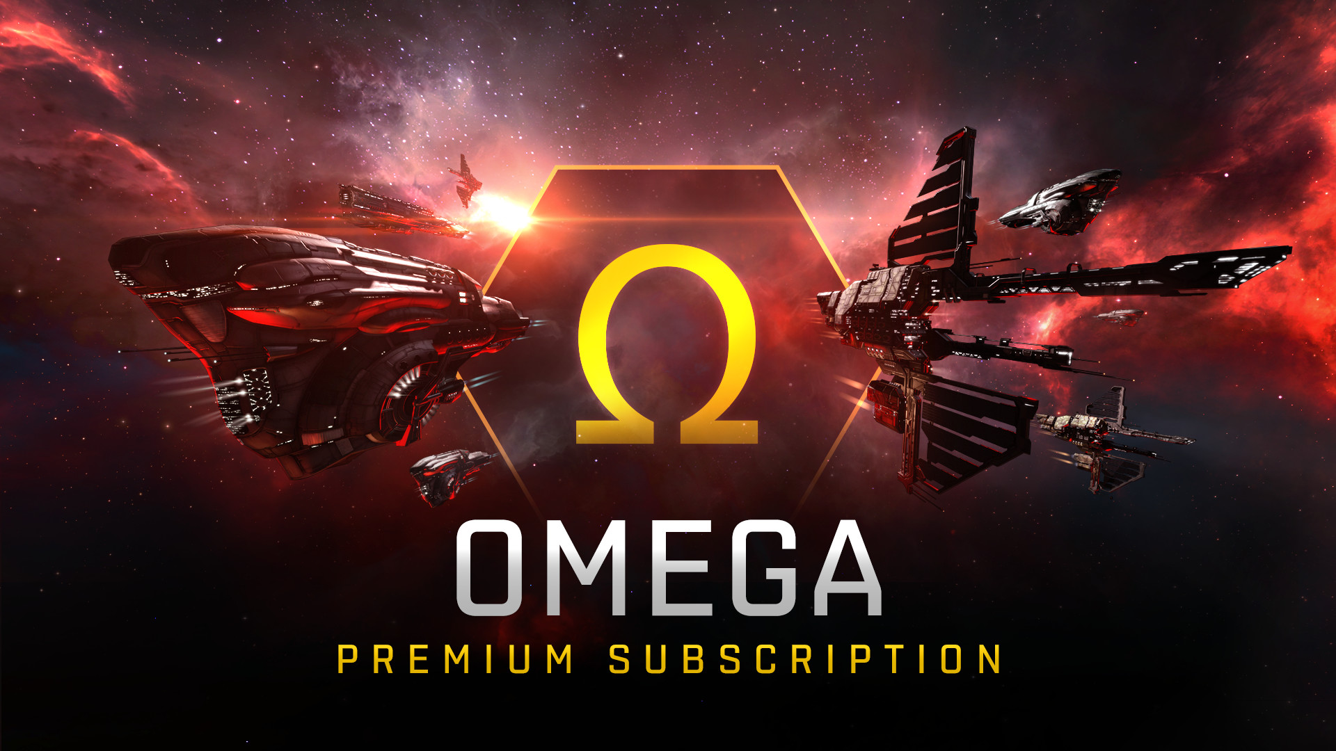 EVE Online - Omega Subscription Steam Discovery