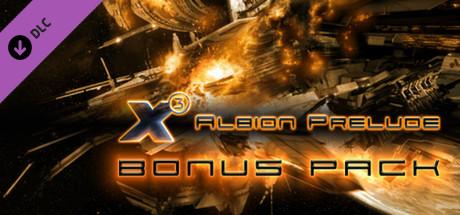 Купить X3: Albion Prelude Bonus Package (DLC)