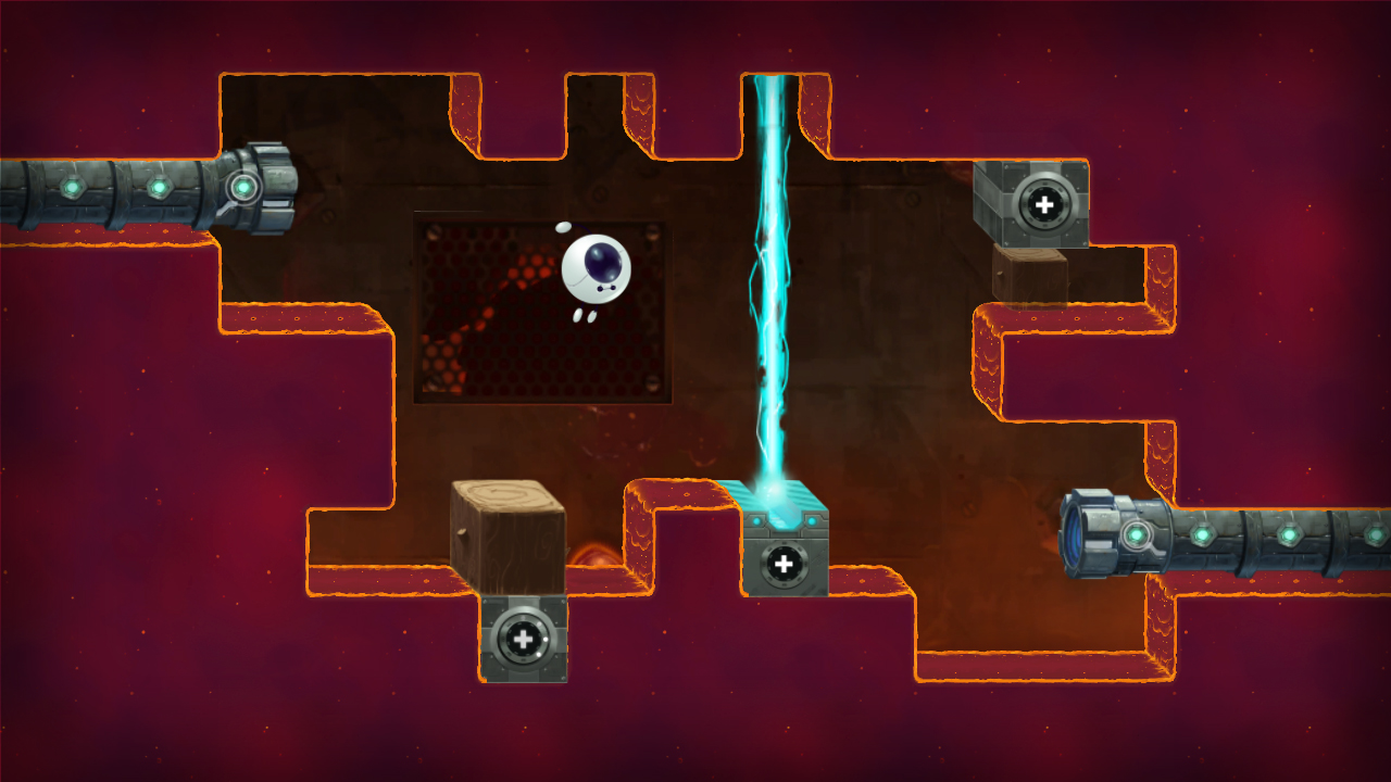 Tetrobot and Co. screenshot 2