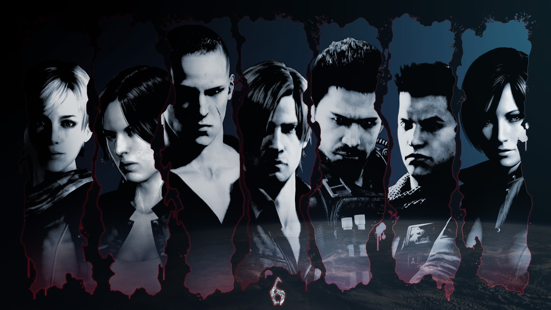 Resident Evil 6 Wallpaper On Steam