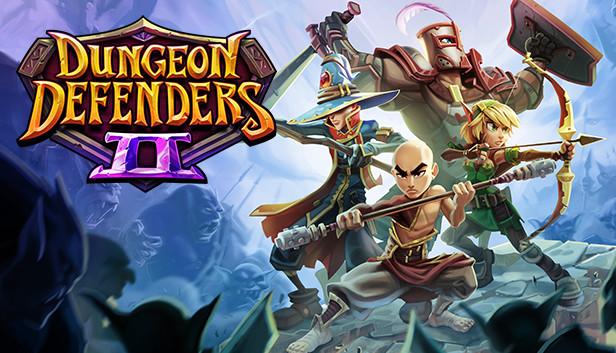 Dungeon Defenders II on Steam
