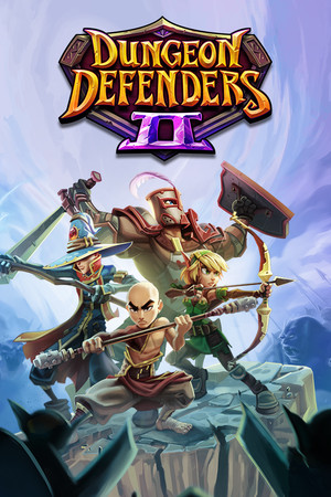 Dungeon Defenders II poster image on Steam Backlog