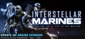 Interstellar Marines cover art
