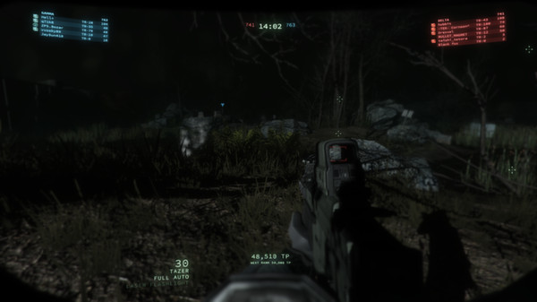 скриншот Interstellar Marines 4