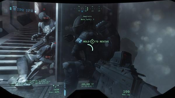 скриншот Interstellar Marines 3