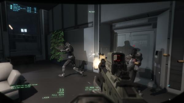 скриншот Interstellar Marines 5