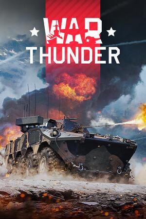 War Thunder poster image on Steam Backlog