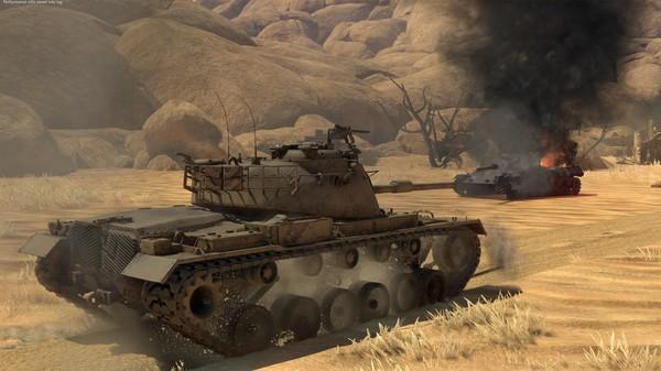 Скриншот из War Thunder