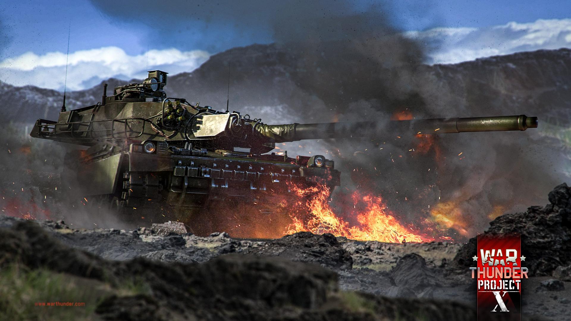 dohazování 1,37 vojna Thunder
