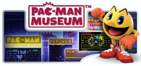 Купить PAC-MAN MUSEUM™
