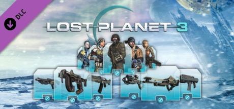 LOST PLANET 3 - Survival Pack