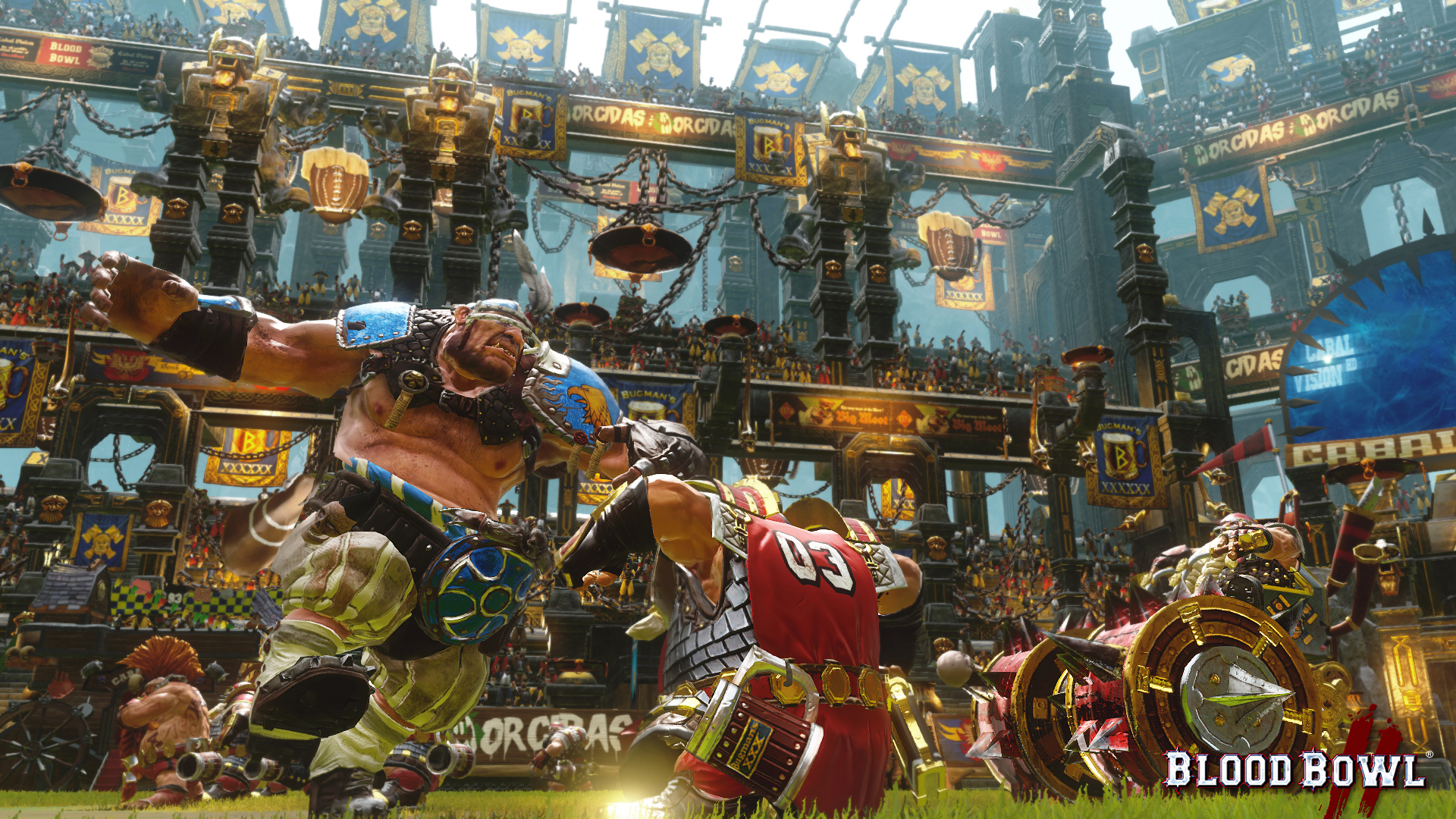 Blood bowl 2 steam key for pc and mac buy now.