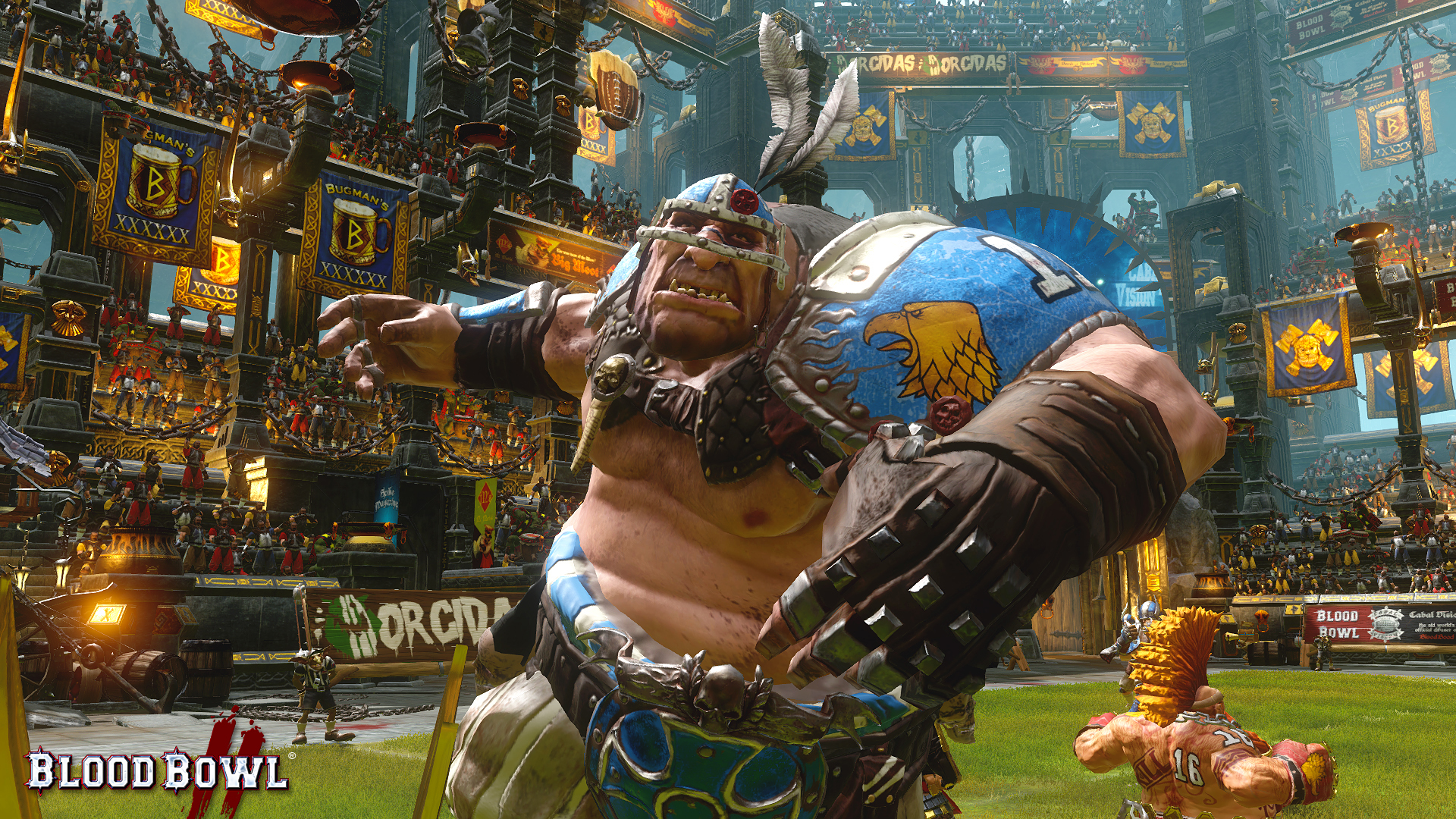 Blood bowl 2 legendary edition free download.