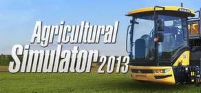 Agricultural Simulator 2013 - Steam Edition cover art