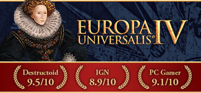 Europa Universalis IV cover art
