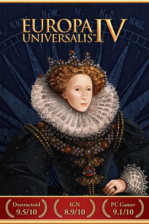 Europa Universalis IV poster image on Steam Backlog