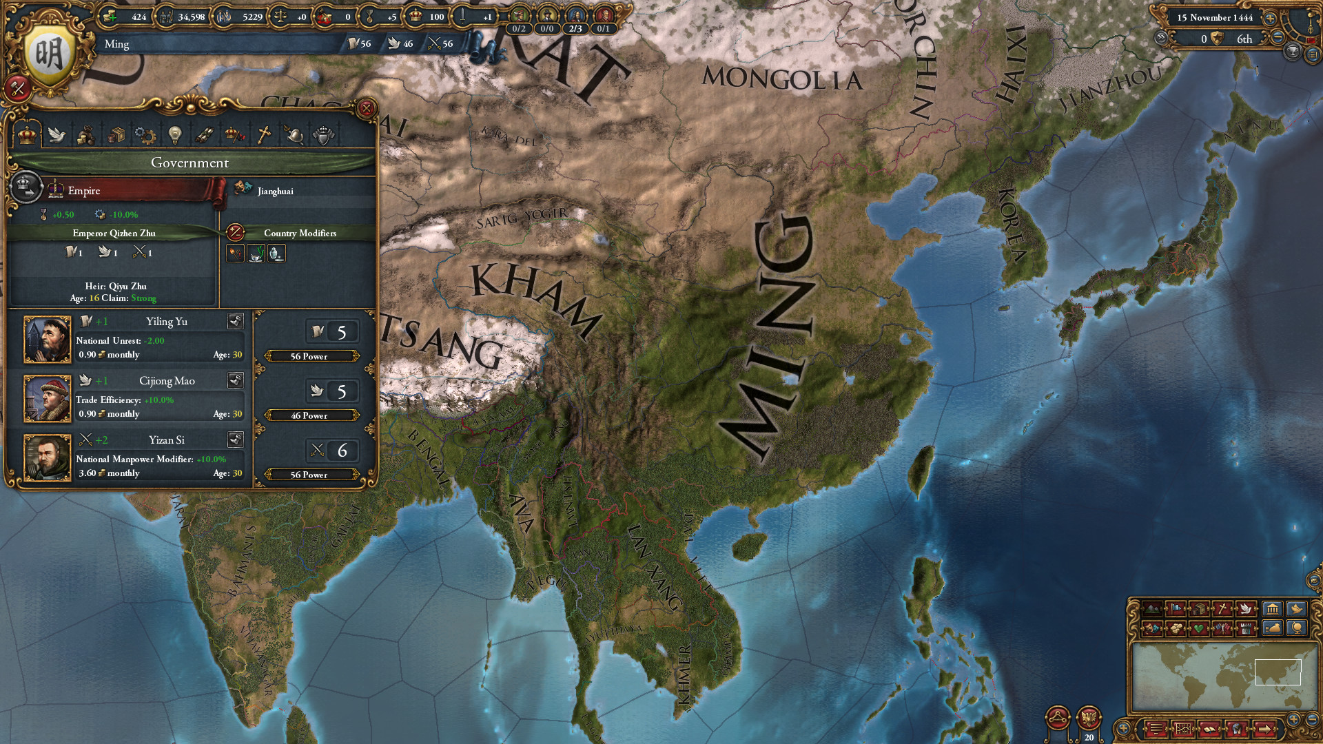 Europa Universalis IV System Requirements - Can I Run It
