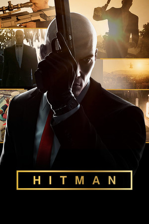 HITMAN poster image on Steam Backlog
