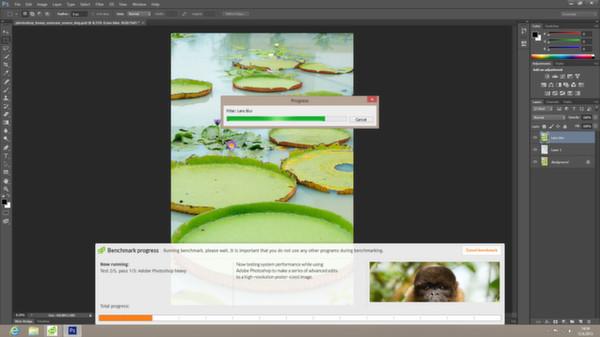 Скриншот из PCMark 8