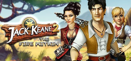 Jack Keane 2 - The Fire Within