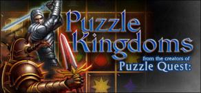 Puzzle Kingdoms cover art