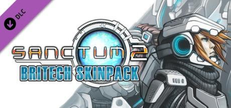 Купить Sanctum 2: Britech Skin Pack (DLC)