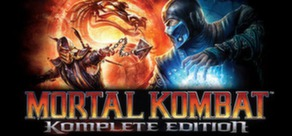 Mortal Kombat Komplete Edition cover art
