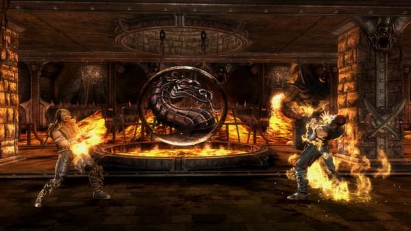 скриншот Mortal Kombat Komplete Edition 0
