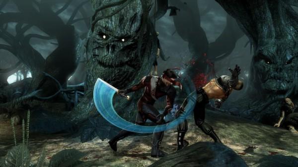 скриншот Mortal Kombat Komplete Edition 2