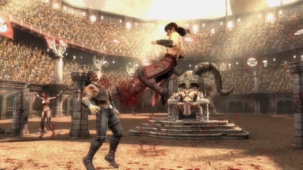 скриншот Mortal Kombat Komplete Edition 1