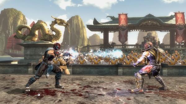скриншот Mortal Kombat Komplete Edition 4