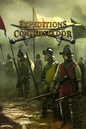 Expeditions: Conquistador poster image on Steam Backlog