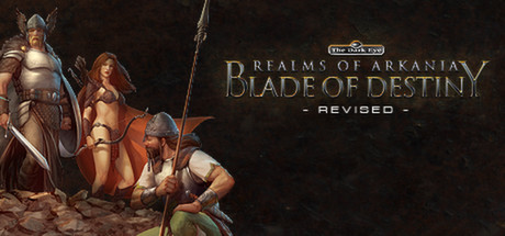 Realms of Arkania Blade of Destiny PS4-RESPAWN