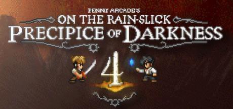 Penny Arcade's On the Rain-Slick Precipice of Darkness 4