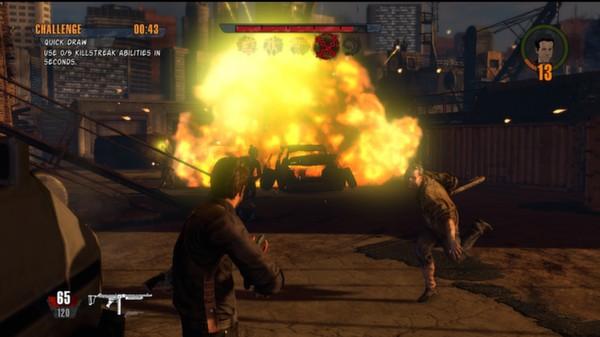 скриншот R.I.P.D.: The Game 2