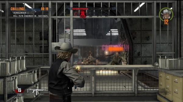 скриншот R.I.P.D.: The Game 3