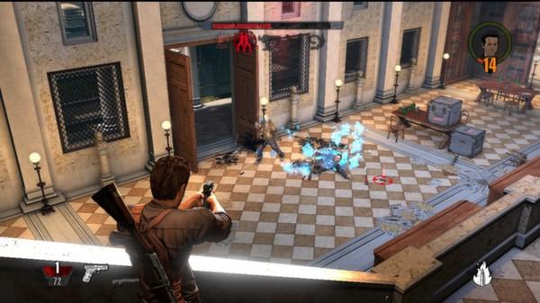 скриншот R.I.P.D.: The Game 5