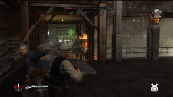 скриншот R.I.P.D.: The Game 1