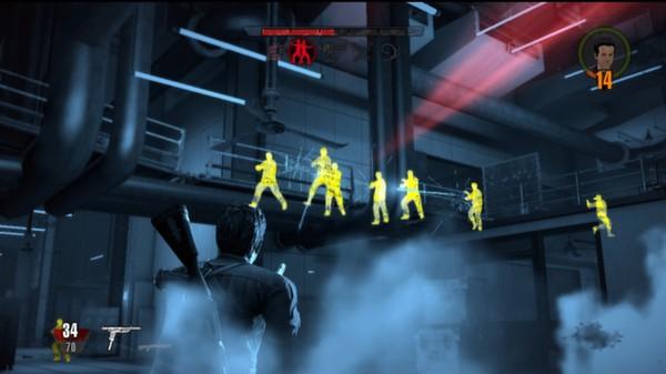 скриншот R.I.P.D.: The Game 4