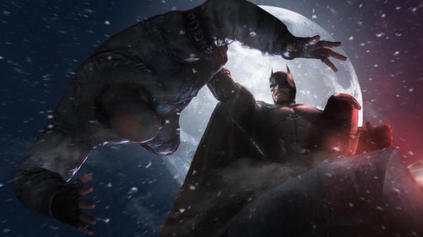 скриншот Batman: Arkham Origins - New Millennium Skins Pack 2