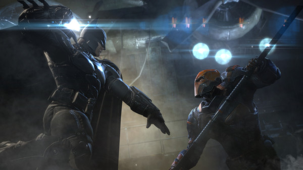 скриншот Batman: Arkham Origins - New Millennium Skins Pack 0