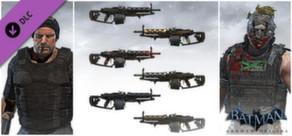 Batman: Arkham Origins - Online Supply Drop 2 cover art