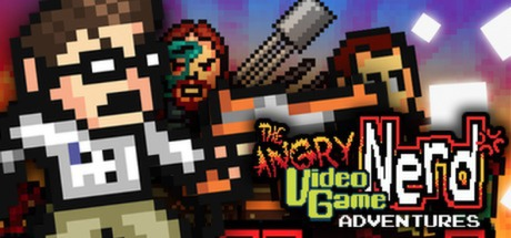 Angry Video Game Nerd Adventures on Steam Backlog
