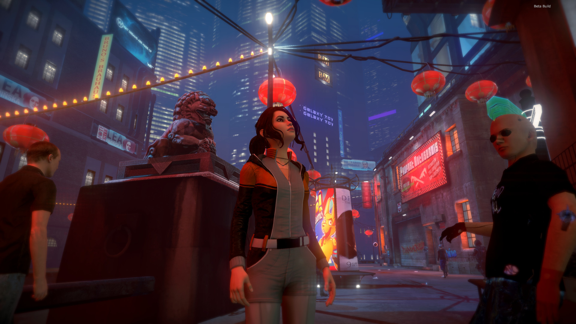 Dreamfall Chapters - Special Edition screenshot 3