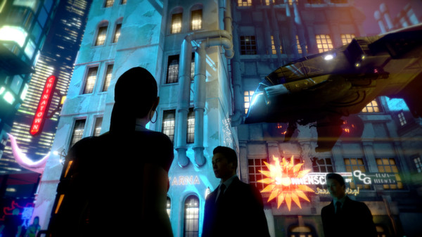 Screenshot of Dreamfall Chapters