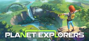 Planet Explorers cover art