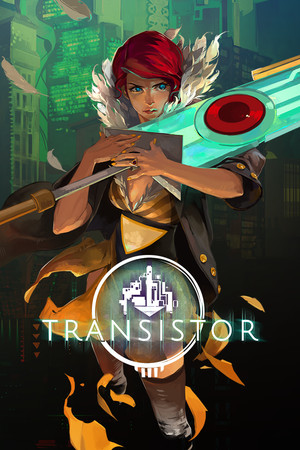 Transistor poster image on Steam Backlog