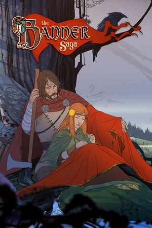 The Banner Saga poster image on Steam Backlog